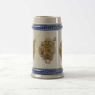 Drink and Be Happy... Happy Buddha Mug