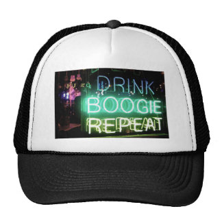 Drink, Boogie, Repeat! Hat