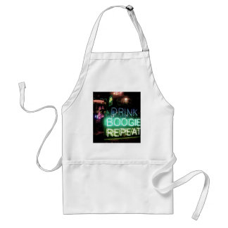 Drink, Boogie, Repeat! Standard Apron
