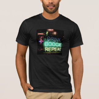 Drink, Boogie, Repeat! T-Shirt