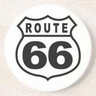 Drink Coaster - ROUTE 66 VINTAGE