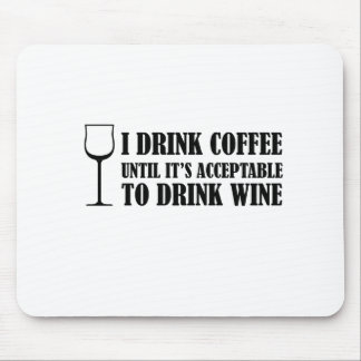 drink coffee mousepads