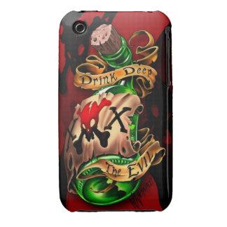 Drink Deep iPhone 3 Case