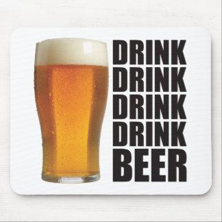 Drink Drink Mouse Mat