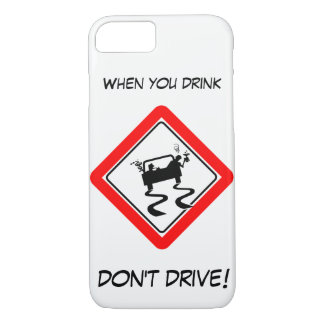 Drink&drive iPhone 8/7 Case