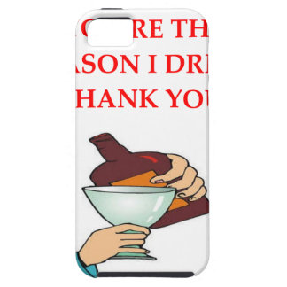 DRINK iPhone 5 COVER