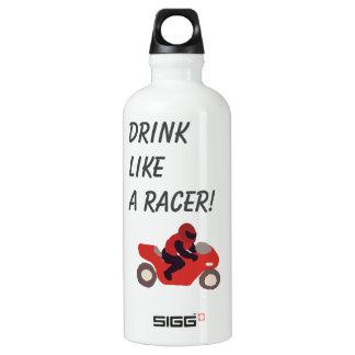 Drink Like A Racer! Water Bottle