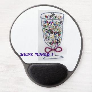 Drink Magic! Gel Mouse Pad
