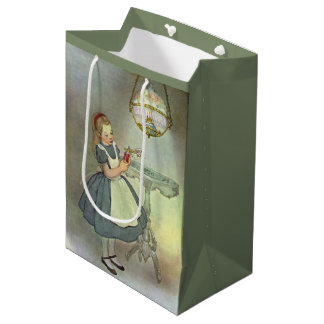 Drink Me 2 Medium Gift Bag