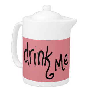 Drink Me (pink)