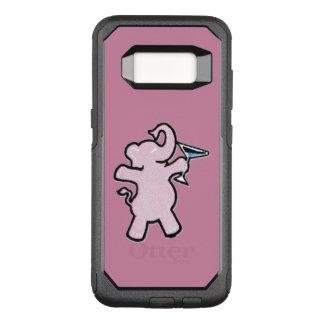 Drink Me Pink OtterBox Commuter Samsung Galaxy S8 Case