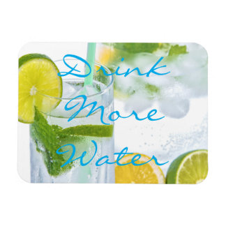 Drink More Water Magnet