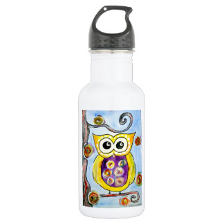 Drink of Wisdom 532 Ml Water Bottle