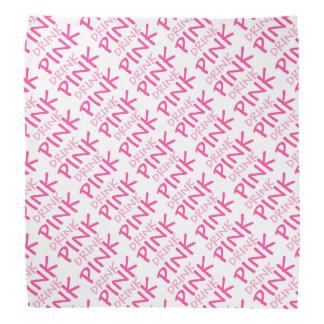 Drink Pink Plexus Slim Bandana
