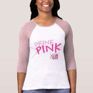 Drink Pink Plexus Slim Women's T-Shirt