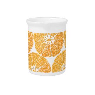 Drink Pitchers - Orange you glad . . .