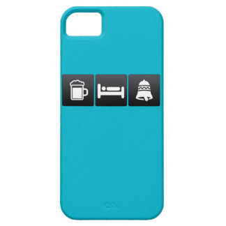 Drink, Sleep and Christmas Bells iPhone 5 Cover
