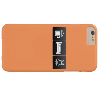 Drink, Sleep and Christmas Bells Barely There iPhone 6 Plus Case