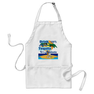 Drink Tequila #2 Standard Apron