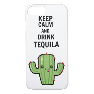 Drink tequila iPhone 7 case