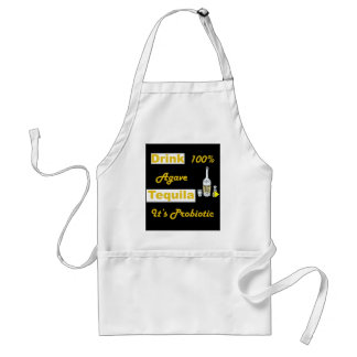 Drink Tequila Standard Apron