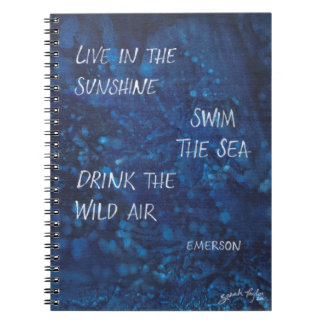 Drink the Wild Air Emerson Journal