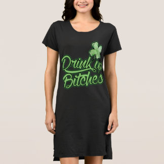 Drink up for St. Patrick's day Dress