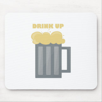 Drink Up Mouse Pad