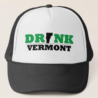 Drink Vermont Beer Local 802 Trucker Hat