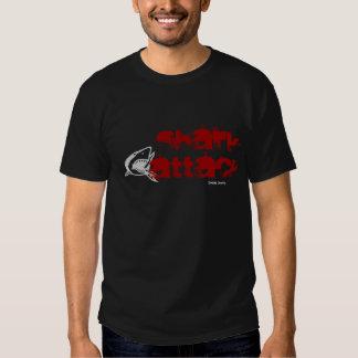 Drinki SHARK ATTACK Tee-shirt Tee Shirts