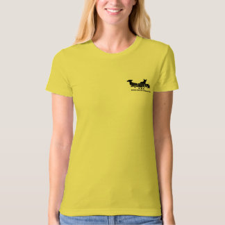 Drinking Coffee Rescuing Pets T-Shirt