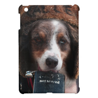 Drinking Country Dog Animals Case For The iPad Mini
