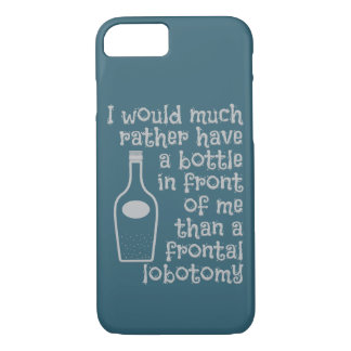 Drinking humor custom color cases