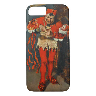Drinking Jester 1875 iPhone 7 Case