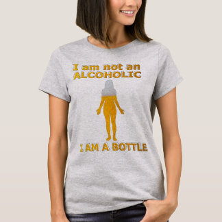 Drinking Party Alcoholic Drunk Girl T-Shirt