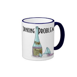 Drinking  Problem Mugs