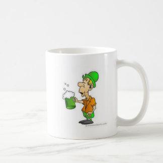 drinking st patricks design coffee mugs