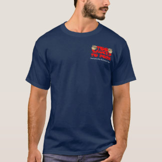 Drinking Team with a BBQ Problem T-Shirt