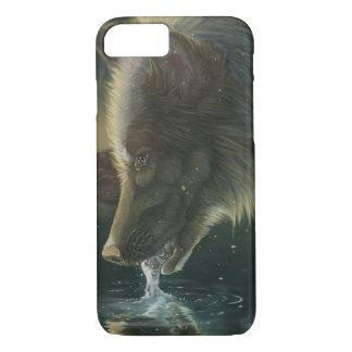 Drinking wolf iphone 6/7 Case