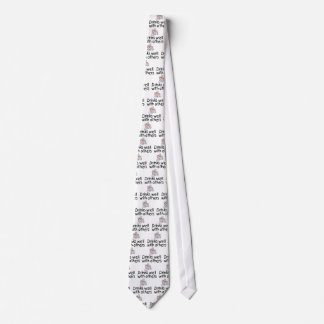 Drinks Well With Others Tie