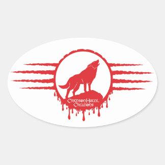 Drip CHC 2016 Oval Sticker