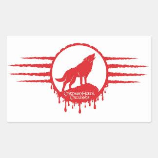Drip CHC 2016 Rectangular Sticker