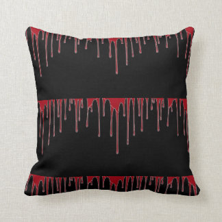Dripping Blood Cushion