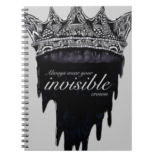Dripping Crown with Text - v2 Notebook