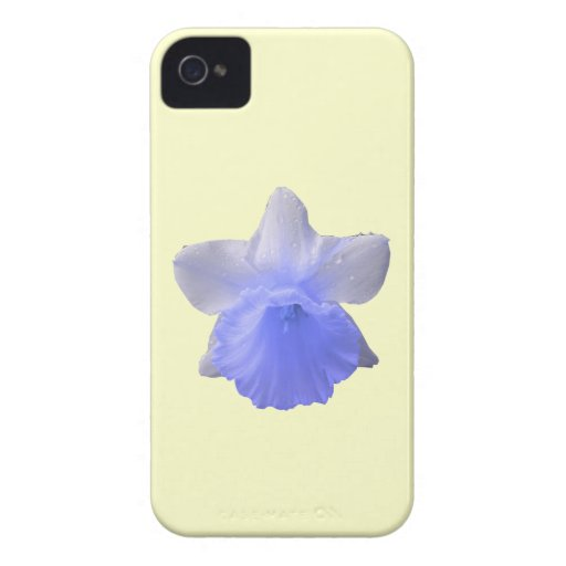 Dripping Daffodil Blue Blackberry Bold Case