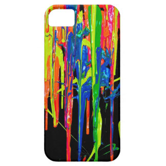 Dripping Paint iPhone 5 Cover