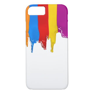 Dripping Paint (iTheme Colours Style) iPhone 8/7 Case