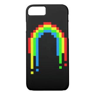 Dripping Rainbow iPhone 7 Case