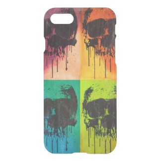 DrippingSkull POPART iPhone 7 Case