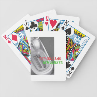 Drive and Reverse Bicycle Playing Cards
